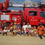 9月 消防訓練