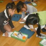 絵画・造形教室